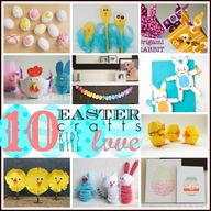Top 10 Easter crafts