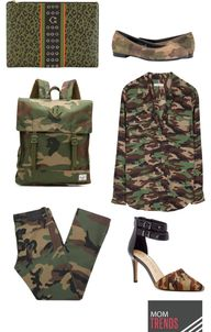Crazy for Camo | Mom