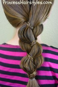 Braid in a braid eas...