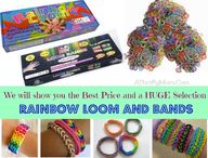 Rainbow Loom and Rai