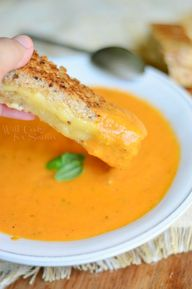 Tomato Bisque with S