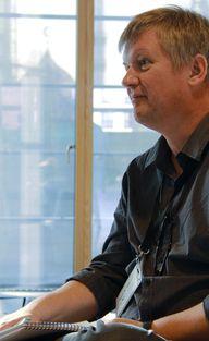 Journalist Henrik Ra