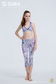Hot Yoga Capri Appar