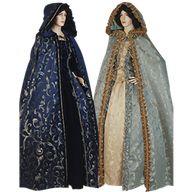 Womens Hooded Renais