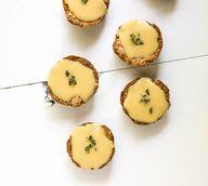 Lemon Tartlets with