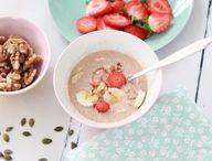 Paleo Porridge Recip