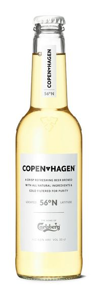 Copenhagen beer from...