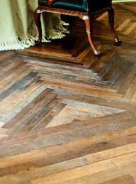 Chevron reclaimed wo