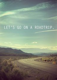 Let's Go On A Road T