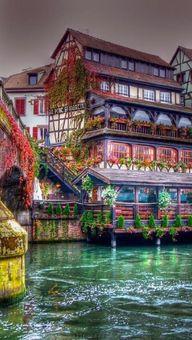 Alsace~ Strasbourg,