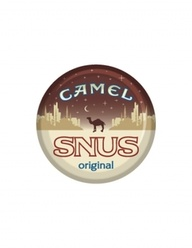 Camel Snus Packaging