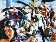 La JLA de Alex Ross