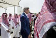 Kerry, in Saudi visi