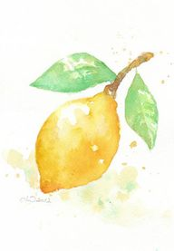 Fruit, fruit print,