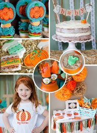 Rustic Fall Little P