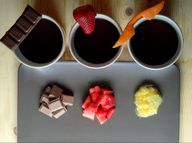 Hot cocoa 3 ways / G