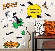 Spooky Snoopy Wall D