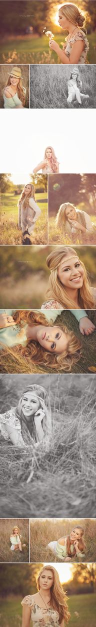 Gorgeous senior sess