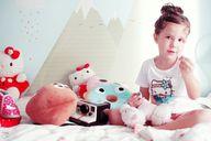 Crazy candy pyjama p