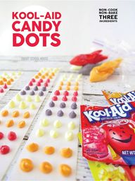Kool-Aid Candy Dots.