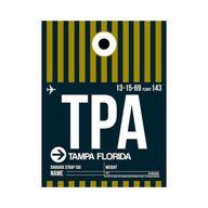 TPA Tampa Luggage Ta