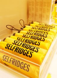 Selfridges umbrella