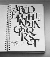 #typography #calligr