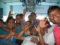 Le train en Inde – C