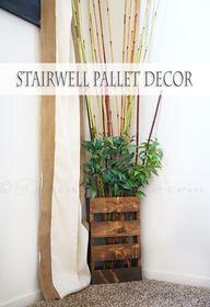 Stairwell Pallet Dec