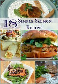18 Simple Salmon Rec