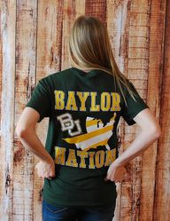 #Baylor Nation t-shi