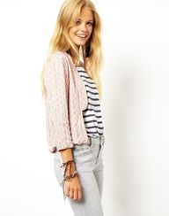 ASOS Jacket With Bea...