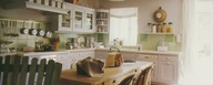 French kitchen via H