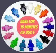 Lego Crayon Recipe.