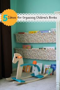 5 Ideas for Organizi