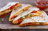 Easy quesadilla reci