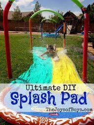 Ultimate DIY Splash