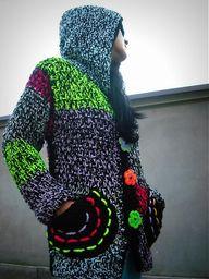 Crochet Sweater: Ins