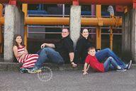 Family posing! {the