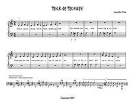 Free Halloween Piano
