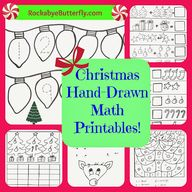 Christmas Hand-Drawn...