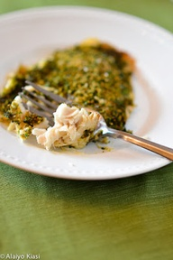 Easy Herb-Crusted Ti
