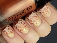 Dotted gradient stri