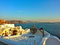 Romantic Santorini #