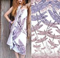 Women sarong scarf O