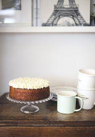 carrot cake www.pane