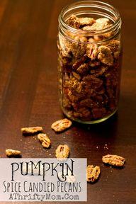 Pumpkin Spice Candie
