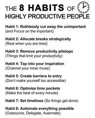 focus, time manageme