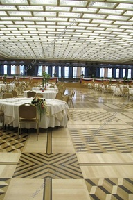 Banquet hall. State