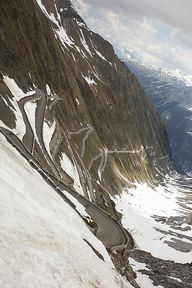 The Stelvio Pass, So
